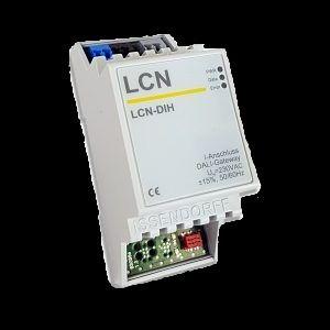 LCN-DIH – Interfejs DALI do I portu na szynę (64 adresy dali